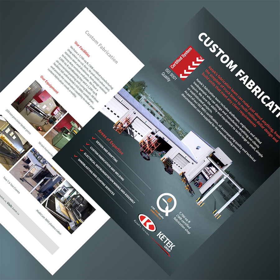 Ketek-Group-Brochure-Design-Custom-Fabrication