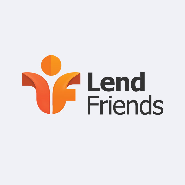 Lend Friends -Logo Design in Edmonton