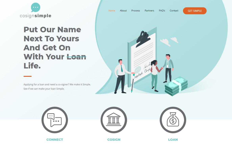 CosignSimple-Website-Homepage