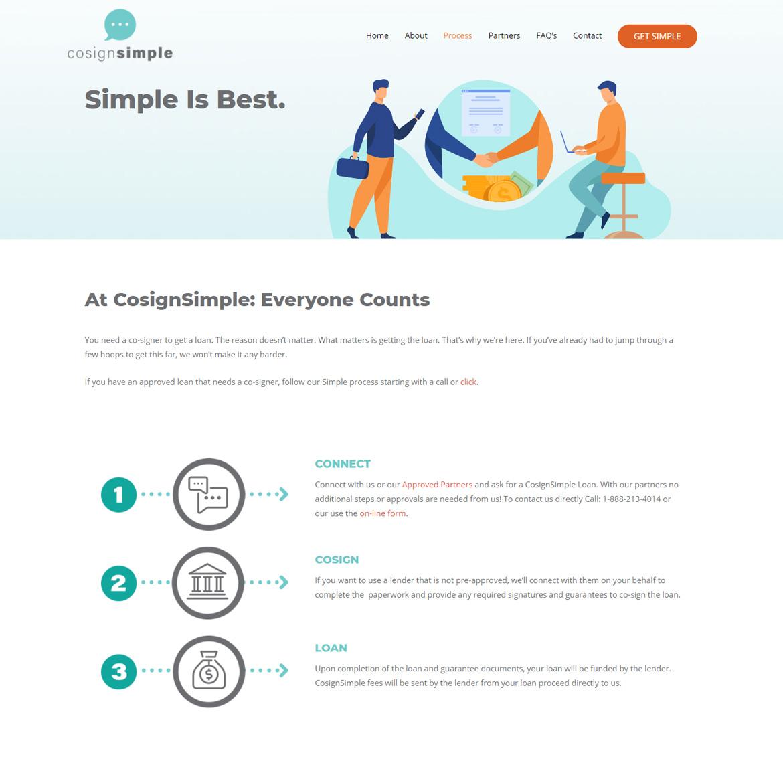 CosignSimple-Website-Process