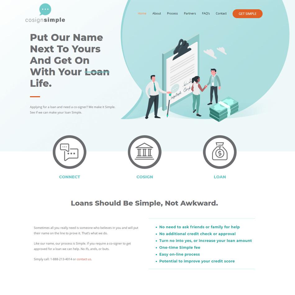 CosignSimple-Website-Webdesing-Edmonton